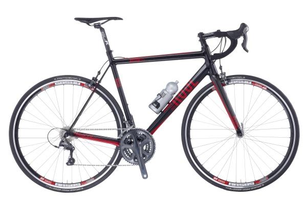 Bike Friends Schon, 2013, Xeon Rs-3000, Schwarz,/rot